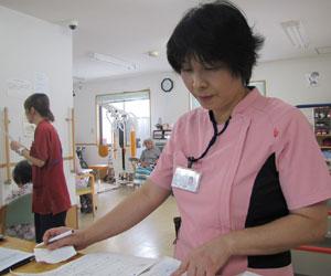 褥瘡の予防・処置
